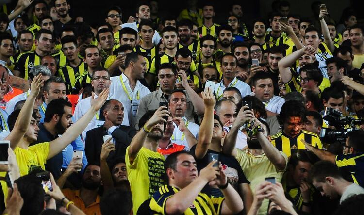 Ali Koç, Fenerbahçe - Trabzonspor maçını tribünde izleyecek