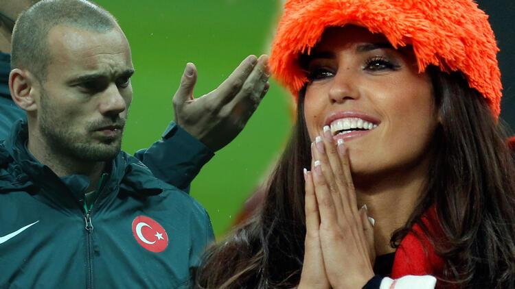 Hollanda Basınından Inanılmaz Iddialar Sneijder Sadece Aldatmamış