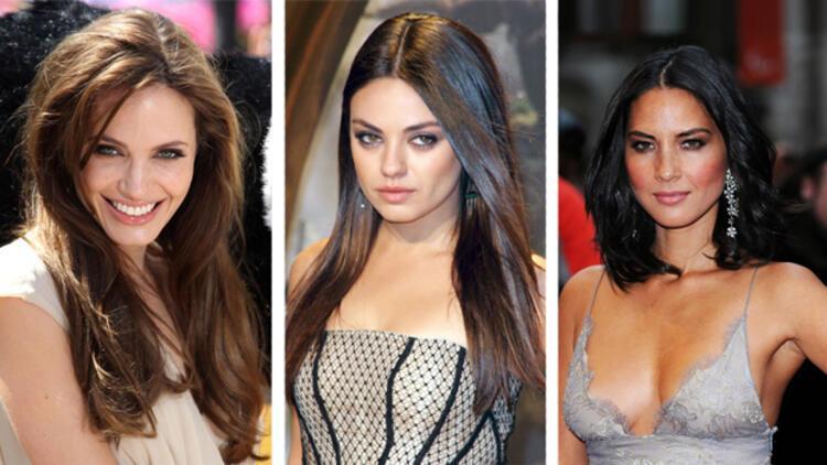 Esmerlere 10 Saç Rengi Stil Haberleri