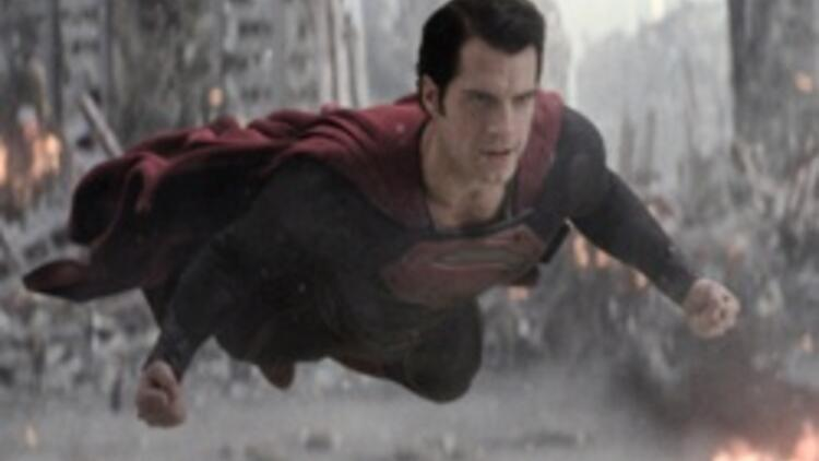 Man of Steel'den gişe rekoru