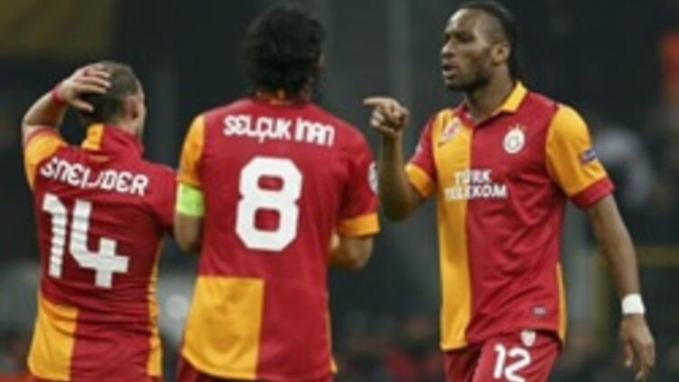 Galatasaray 3 2 Real Madrid