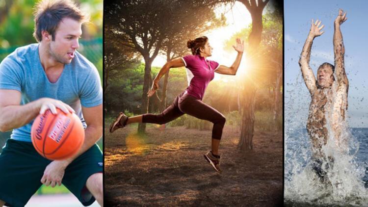 Hangi Spor Kac Kalori Yaktiriyor