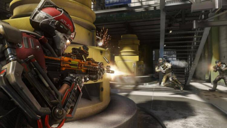 Call of Duty: Advanced Warfare için genişleme paketi