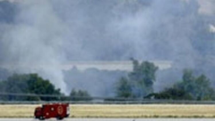 İspanyada uçak kazası: 3 ölü