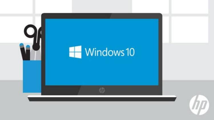 HP'nin Windows 10 PC'leri yolda
