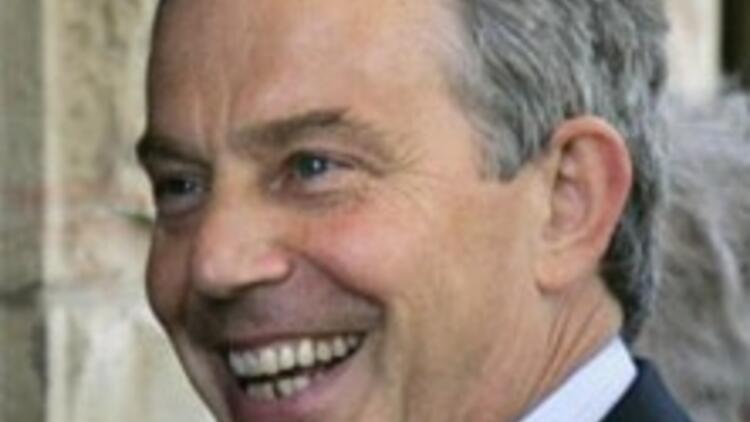 Tony Blair İsrail'de
