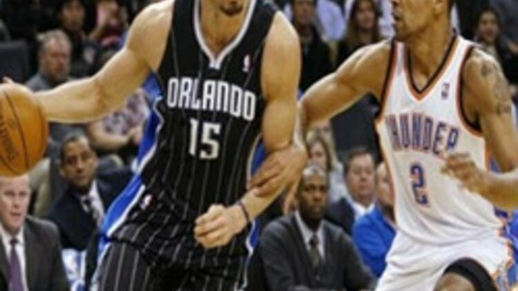 Orlando Magic deplasmanda kayıp