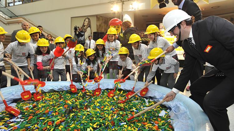Doğu Avrupa'nın İlk Legoland'ı Forum İstanbul'da Açılıyor 39