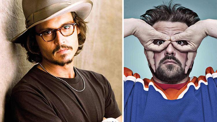 Johnny Depp ve Kevin Smith'in kızları başrolde