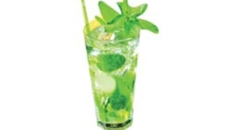 Alkolsüz Mojito