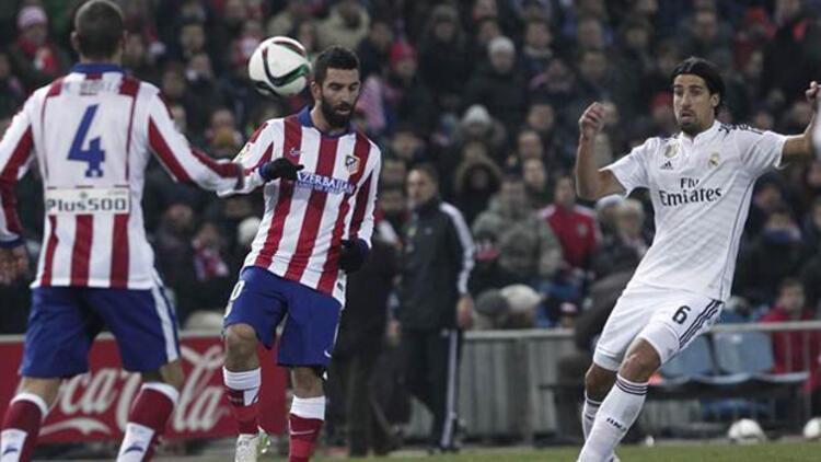 Atletico Madrid: 2 - Real Madrid: 0