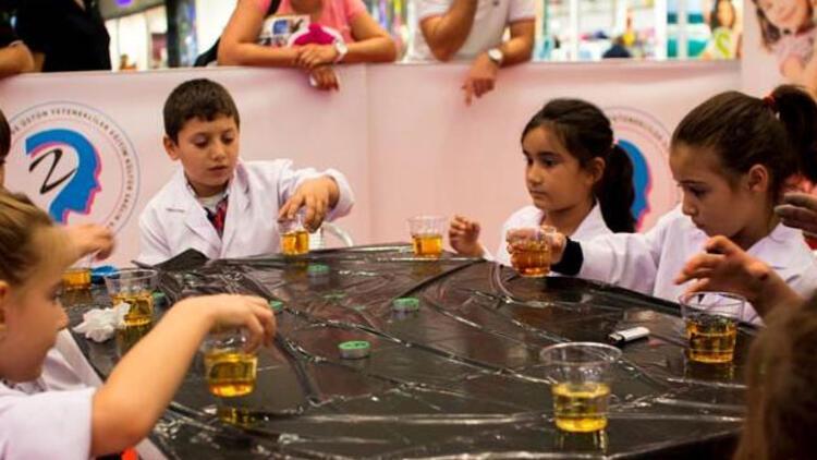 Üstün Zekalı Çocuklar Akdeniz Üniversitesi'nde Derslere Girecek 33