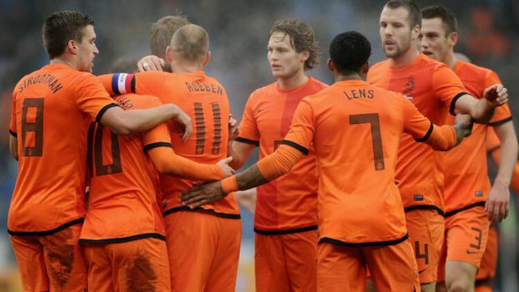 Hollanda Milli Takımı Kadrosu Açıklandı Son Dakika Spor Haberleri