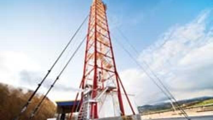 İlk yerli güneş kulesi