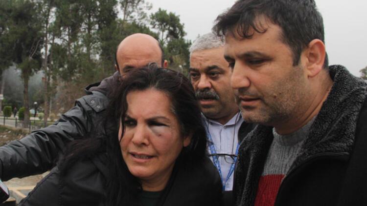 Adanada gaspçı dehşeti 45