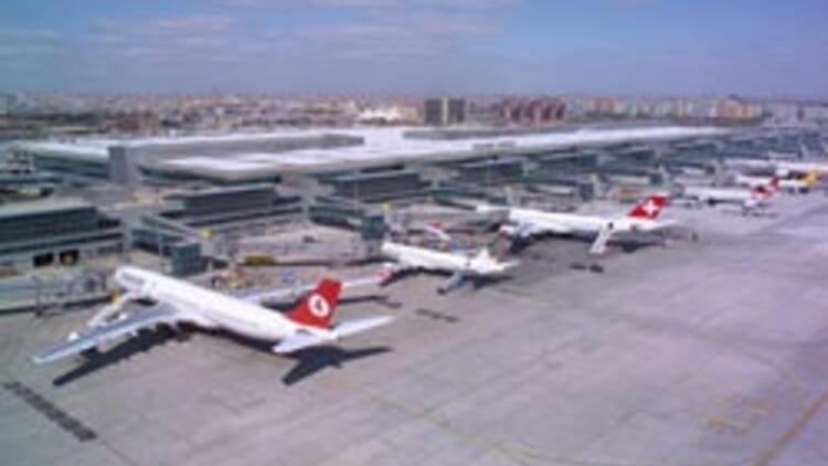 fc1e19e608098 Hava yoluyla seyahat eden yolcuların dış hat uçuşlarında uygulanan el ve  kabin bagajlarında sıvı kısıtlaması, yarından itibaren İstanbul Atatürk  Havalimanı ...
