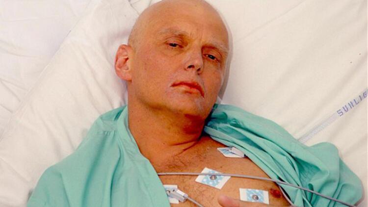 Litvinenko öteki dünyadan katillerini işaret etti - Güncel Haberler