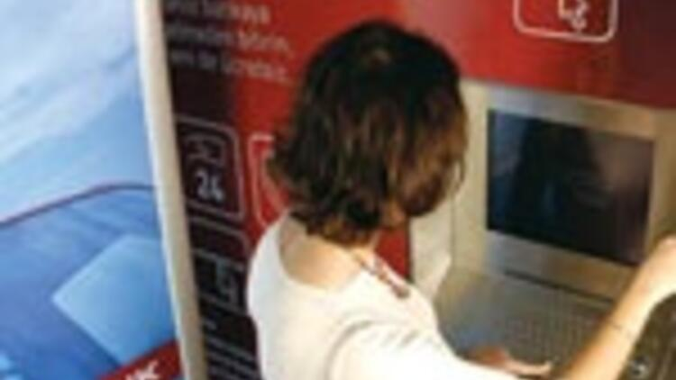 "Akbank'tan self-servis ""Kredi Makinesi"""