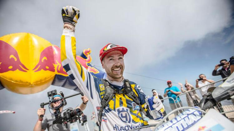 Red Bull Sea to Sky'da zafer İngiliz Jarvis'in!