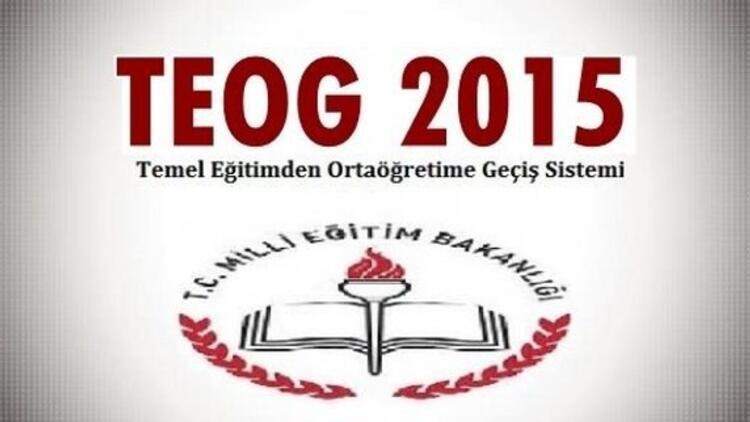 2015-2016 TEOG Sınavı Ne Zaman Yapılacak