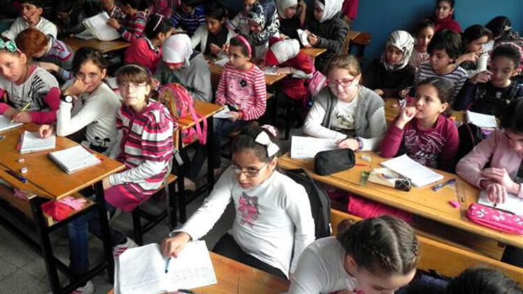 Suriyeli ve Türk Öğrencilere Ortak Eğitim Projesi ile ilgili görsel sonucu