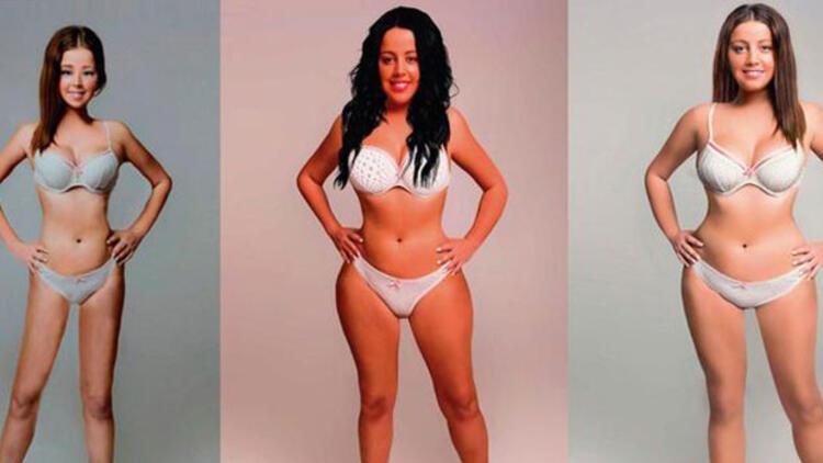 ülkelere Göre Kadınların Vücut ölçüleri Magazin Haberleri