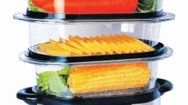 Izgara kızartma tavası lezzetli ve sağlıklı bir yemek hazırlamaya yardımcı olur