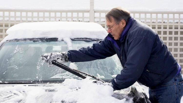 Neden araba kışın başlamaz