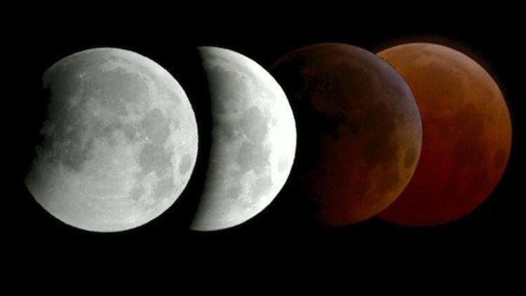 Ay Tutulması Nedir Ay Tutulması Ne Zaman Olur Ay Tutulması Nasıl