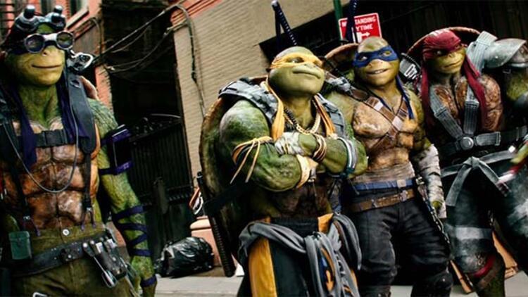 Teenage Mutant Ninja Turtles 2 Fragmanı Izle Keyif Haberleri