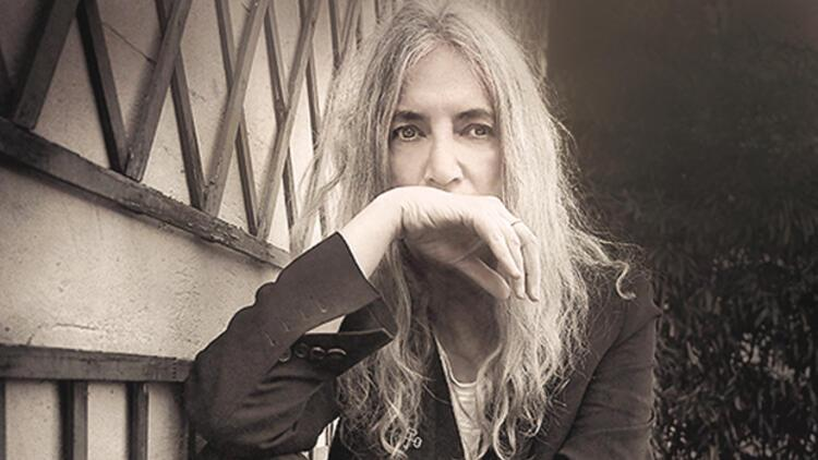 Patti Smith geliyor