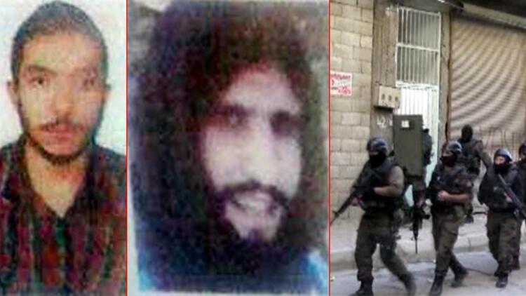 1 milyon lira ödülle aranan IŞİDli yakalandı