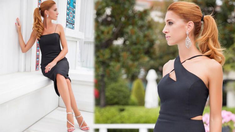 5b1ed39d1549a Kısa Abiye Elbiseler ile Partilerin En Çekici Kadını Olun - Stil ...