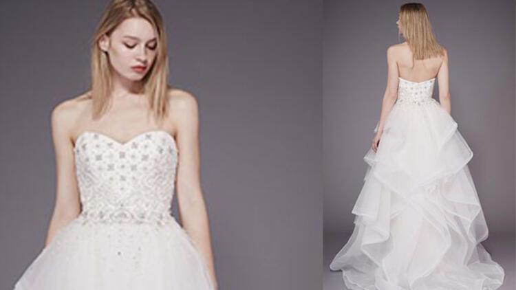28ec05fa62b32 Prenses Gelinlikler İle En Güzel Gelin Siz Olun - Stil Haberleri