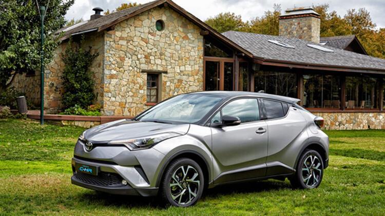 Toyota C Hrın Fiyatı Dudak Uçuklatıyor Otomobil Haberleri