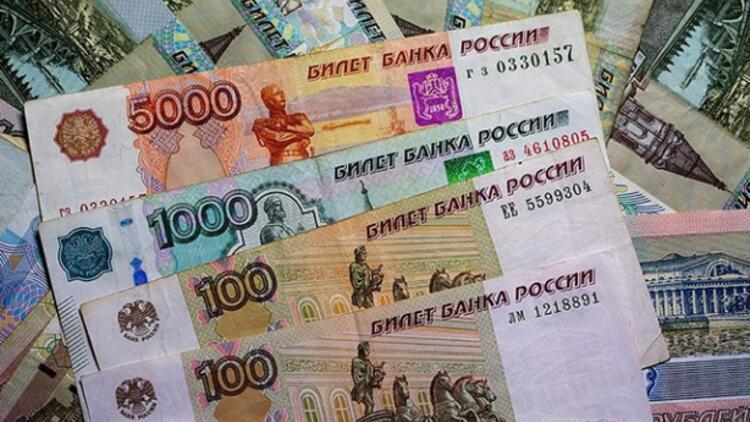 Rus Rublesi Dolar Karşısında 1 5 Yılın Zirvesinde