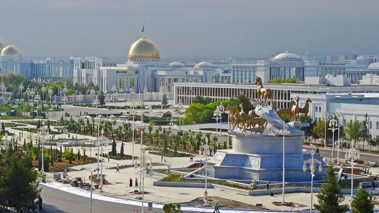 türkmenistan başkenti ile ilgili görsel sonucu