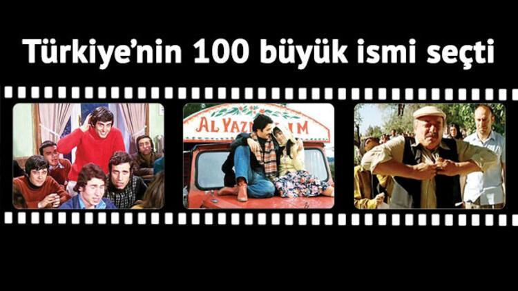 Sinemamızın En Iyi 100 Filmi Keyif Haberleri