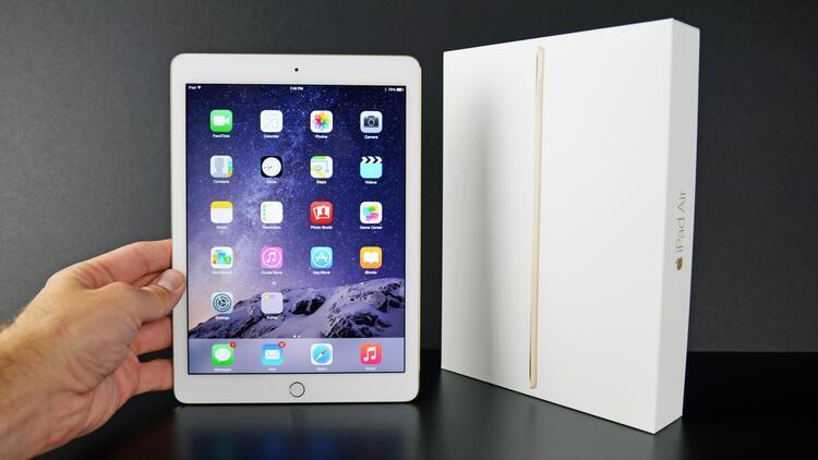 Ve işte karşınızda iPad 2 GALERİ 15