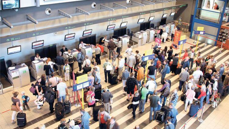 c64645b89f2ce Havayolları şirketlerinin aldığı bagaj ücretleri