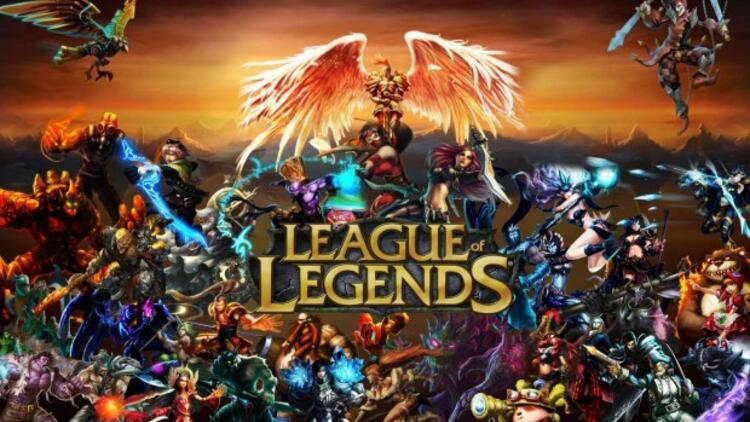 League of Legends o oyunları dava etti