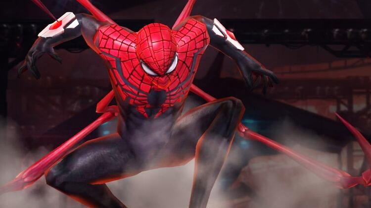MARVEL Future Fight'a Spider-Man: Homecoming eklentisi