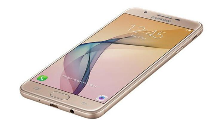 Samsung'tan yepyeni telefon: Galaxy On7 Prime