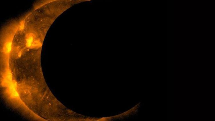 Güneş Tutulması Saat Kaçta Canlı Olarak Izlenebilecek Işte Güneş