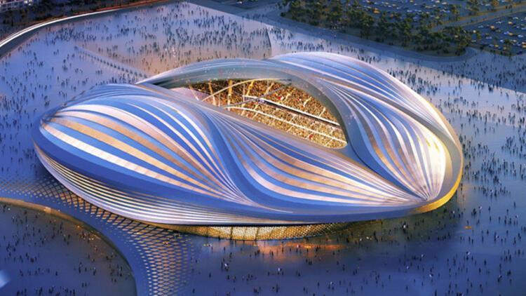 2022 FIFA Dünya Kupası nın mermerleri Türkiye den - Sondakika ... af0f821419