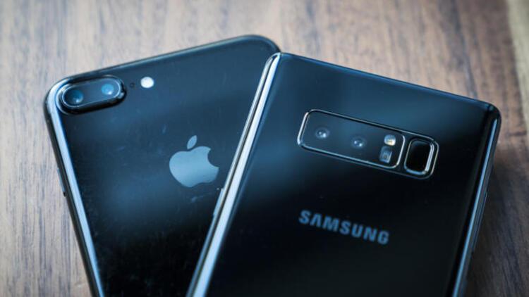 Hangisinin kamerası daha iyi: iPhone 8 Plus mı Galaxy Note 8 mi