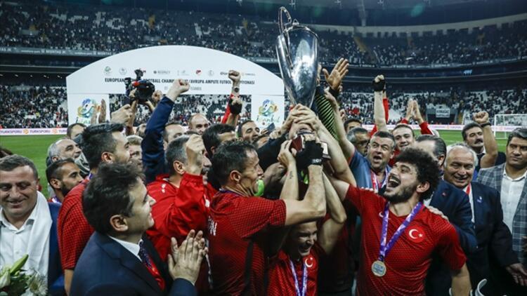 Ampute Futbol Milli Takimi Odul Alamiyor Neden Mi Iste