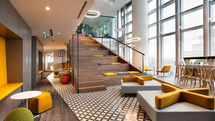 Modern dünyada ofislerin tasarımı nasıl gelişir