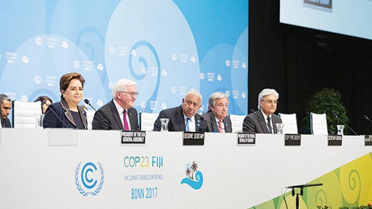Suriye, Paris İklim Anlaşmasını resmen imzaladı 61