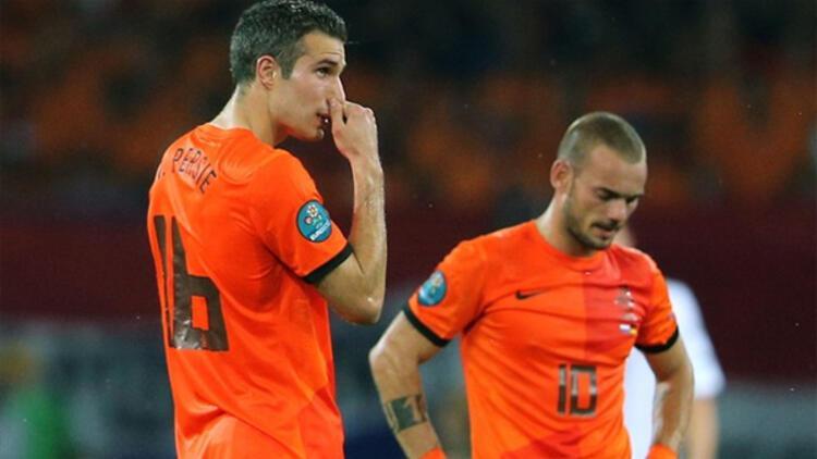 Hollanda Futbolu Her Alanda Düşüşte Son Dakika Spor Haberleri
